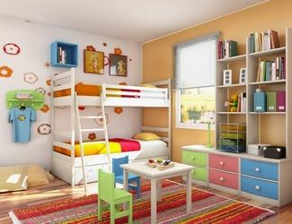 Decoración habitación niño