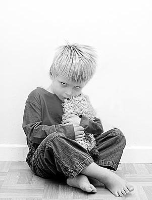 Niños autista