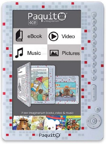 Tableta para niños Imaginarium