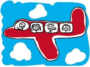 Juguetes y juegos para viajar con niños