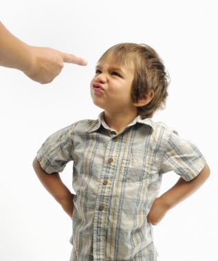 Enseñar disciplina niños