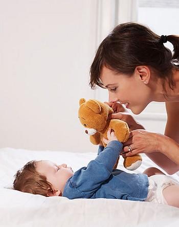 Juegos para bebés de hasta 1 año