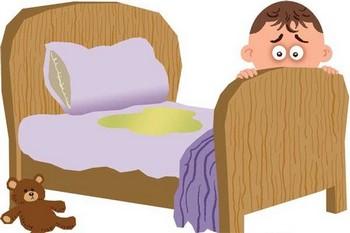 Mi hijo se hace pis en la cama