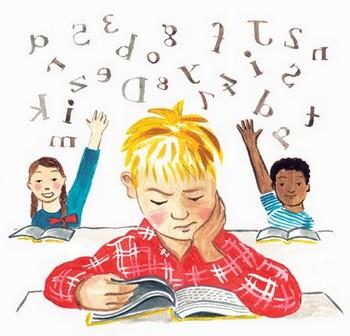 Niños dislexicos