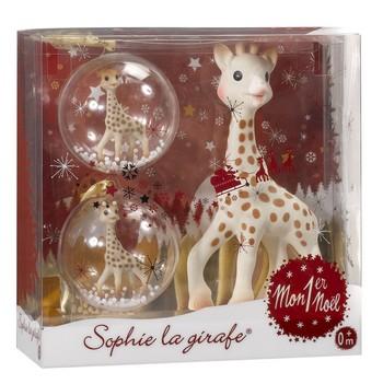 Mi primera navidad Sophie la Jirafa