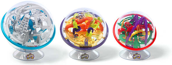 Perplexus Rookie, Original y Epic