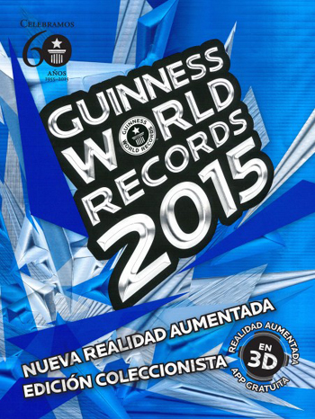 Record Guiness 2015
